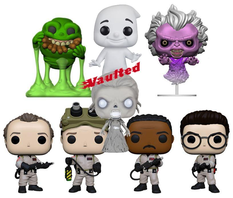Funko Pop new 2019 Ghostbusters KAYY's Collection St Laurent Montreal H4R 1Y8