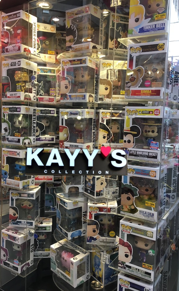 Super large selection of Funko pop! Exclusive, Chase, Specialty, Vaulted. KAYY'S Collection