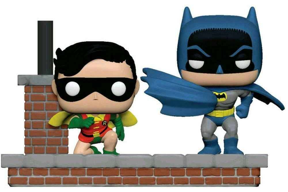 Funko Pop Moments Batman & Robin 80th KAYY'S Collection Montreal H4R 1y8